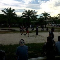 Photo taken at lapangan bola volley ACME by Ronald P. on 7/13/2012