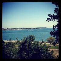 8/23/2012 tarihinde Engin A.ziyaretçi tarafından Bomonti Çay Bahçesi'de çekilen fotoğraf