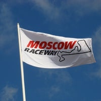 Photo taken at Moscow Raceway by Maria S. on 9/2/2012