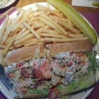 Photo taken at Brax Landing Restaurant by Scott G. on 8/8/2012