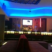 Photo taken at Riande Aeropuerto Hotel & Resort by Bruna Marisa S. on 5/15/2012