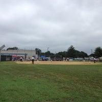 Photo taken at Hurlock Little League Fields by Erick 'EAlexStark' R. on 7/20/2012