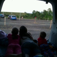 Photo taken at Aut-O-Rama Twin Drive-In Theatre by Rachel A. on 6/23/2012