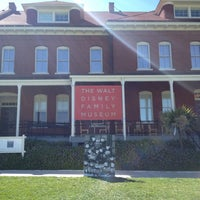 Photo taken at The Walt Disney Family Museum by hearts r. on 6/9/2012