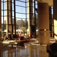 Photo taken at Hotel Santiago by Jorge P. on 6/25/2012