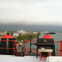 Photo taken at Martin Harbor Island by Winston S. on 4/16/2012