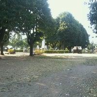 Photo taken at Giardini Pubblici Di Orzinuovi by Matteo M. on 8/3/2012