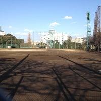 Photo taken at Tetsugakudo Park by Kenta K. on 2/18/2012