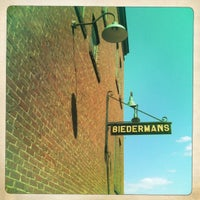 Photo taken at Biederman's Deli and Pub by Two P. on 8/23/2012