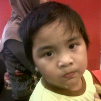 Photo taken at KFC STC by andri w. on 6/12/2012
