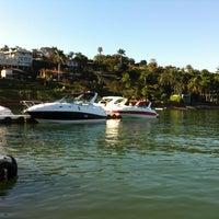 Photo taken at Escarpas do Lago by Paula A. on 7/21/2012