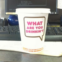 Photo taken at Dunkin Donuts by Tiago C. on 7/16/2012