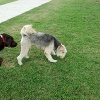 Photo taken at West Kendall Hammocks Dog Park by Cary S. on 3/3/2012