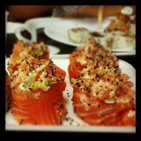 Photo taken at A3 Sushi by Jagna G. on 5/30/2012