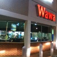 Photo taken at Wawa by Evan M. on 7/21/2012