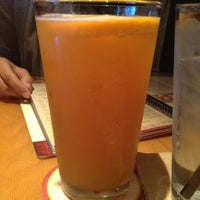 Photo taken at BJ's Restaurant and Brewhouse by Sandra P. on 3/26/2012