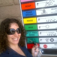 Photo taken at Buena Vista Car Wash by Sativa V. on 7/11/2012