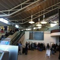 Photo taken at Stavanger Airport Sola (SVG) by Alex on 6/3/2012