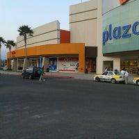 Photo taken at Plaza Sendero by Enrique S. on 2/28/2012