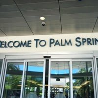 Photo taken at Palm Springs International Airport (PSP) by Lisa B. on 6/25/2012