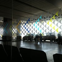 Photo taken at Terminal f by Kan Y. on 8/16/2012