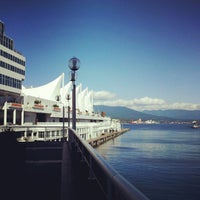 Photo taken at The Fairmont Waterfront by Hugo D. on 9/11/2012