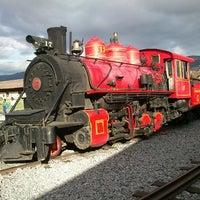 Foto tomada en Estación de Tren Chimbacalle por Daniel D. el 8/20/2012