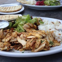 Photo taken at Park Gyros by Victor A. on 6/16/2012