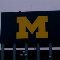 Photo taken at University of Michigan by James F. on 2/13/2012