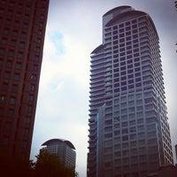 Photo taken at The Ritz-Carlton Osaka by kazuchoice on 9/4/2012