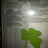 Photo taken at Seamus McCaffrey's Irish Pub & Restaurant by Nicole C. on 4/7/2012