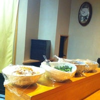 Photo taken at お食事処 福や by tom と. on 2/9/2012