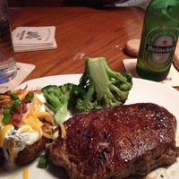 Photo taken at Outback Steakhouse by Carver W. on 6/23/2012