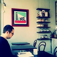 Photo taken at Shot Tower Coffee by Paul B. on 3/13/2012