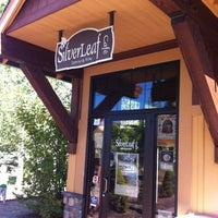 Photo taken at Silver Leaf Cafe by Kerry A. on 8/3/2012