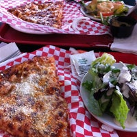 Photo taken at Broadway Pizza & Grill by Elizabeth C. on 3/16/2012