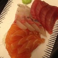Photo taken at Sushi Samurai by Mixkii Y. on 7/8/2012