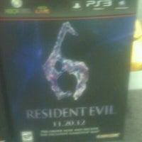 Photo taken at GameStop by Robertson M. on 3/2/2012