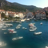 Photo taken at Adriana, hvar spa hotel by Simon N. on 9/8/2012