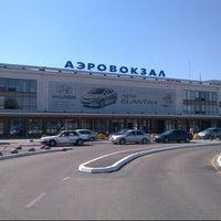Photo taken at Odessa International Airport (ODS) by Liubov M. on 9/2/2012