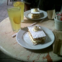 Photo taken at La Vita Patisserie by Başak Ç. on 9/5/2012