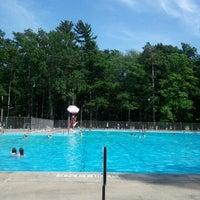 Photo taken at Colburn Pool by Jody S. on 6/17/2012