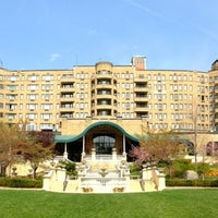 Photo taken at Omni Shoreham Hotel by Michael D. on 3/31/2012