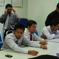 Photo taken at Malacca Industrial Skills Development Centre (MISDEC) by Ahmad F. on 5/4/2012