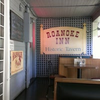 Photo taken at Roanoke Inn by Trixie J. on 8/22/2012