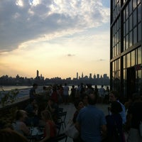 Photo taken at The Ides at Wythe Hotel by Luis B. on 9/2/2012
