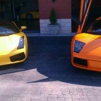 Photo taken at Abreu Motors by Lindsay A. on 3/13/2012
