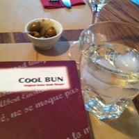 Photo taken at Cool Bun by Yasmina P. on 9/12/2012