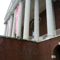 Photo taken at DeMoss Hall by MaryAnn E. on 2/5/2012