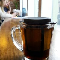 Photo taken at Shot Tower Coffee by Paul B. on 3/10/2012